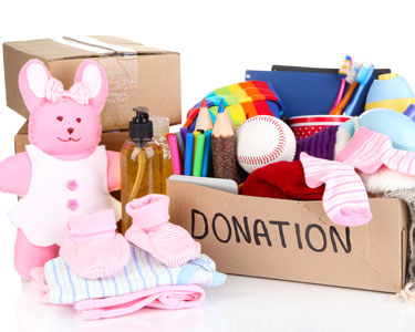 Kids Clay County and Bradford County: Donations Drives - Fun 4 Clay Kids