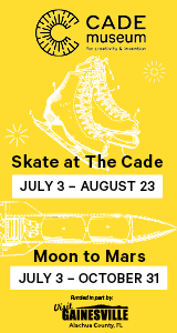 Cade Museum Skate and Mars to Moon
