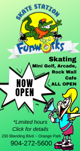 Skate Station Orange Park Reopened