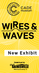 Cade Museum Wires and Waves