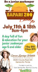 Carson Springs Wildlife Zoo Camp