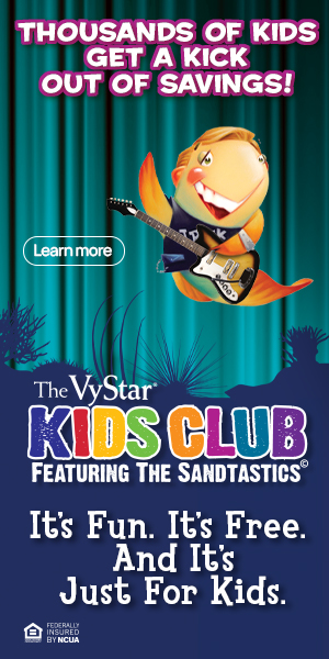 Vystar Credit Union Kids Club - Leonard