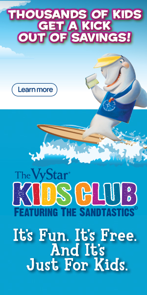 Vystar Credit Union Kids Club - Splash