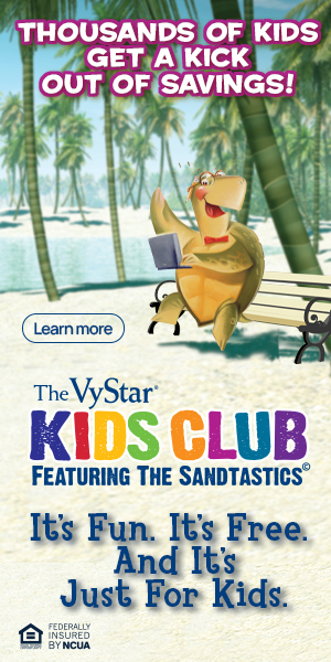 Vystar Credit Union Kids Club - Tucker