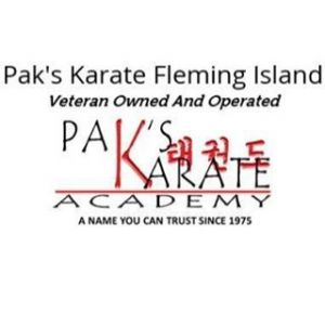 Pak's Karate - Green Cove