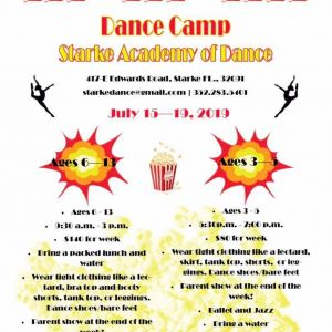 Starke Academy of Dance Summer Dance Camp
